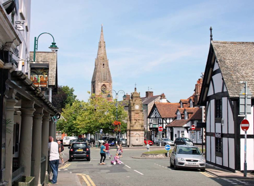 Rough guide ruthin must see